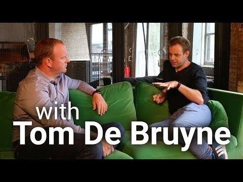 My interview with marketing expert Tom De Bruyne about the future of marketing and communication