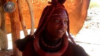 Visita a un poblado Himba, norte de Namibia - Himba village visit, northern Namibia