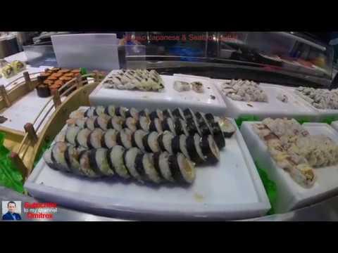 Miyako Japanese & Seafood Buffet In Miami ($12 -$16)