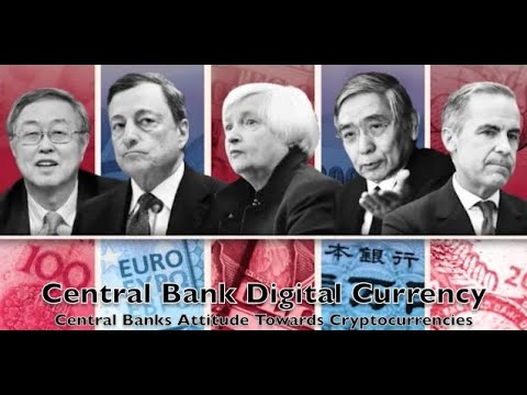Cryptocurrency / Central Banks CBDC / IMF / SDR