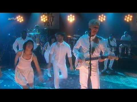 David Byrne - Houses in Motion 2009 (One Shot Not Show)