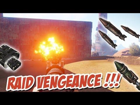⭐️ Rust Fr - S9 EP4 : RAID VENGEANCE DES VOISINS