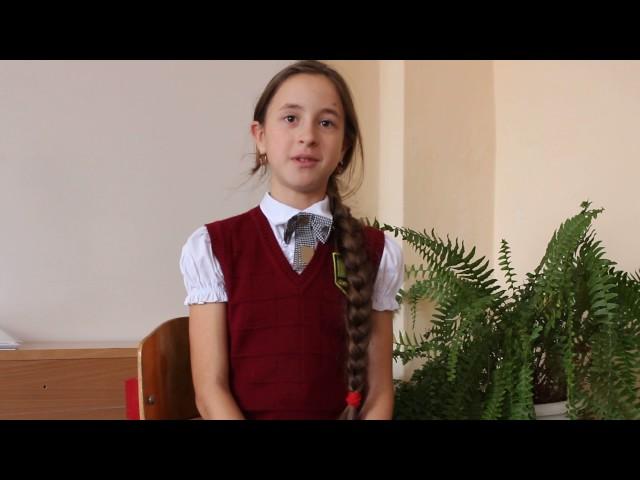 Изображение предпросмотра прочтения – ДарьяБлонская читает произведение «Палочка-выручалочка» В.Я.Брюсова