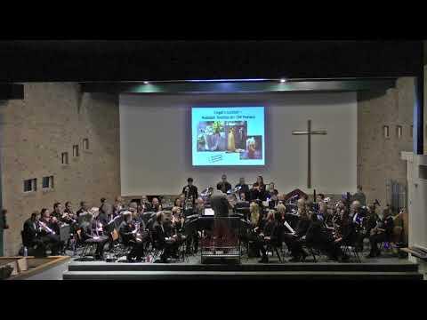Lenteconcert Crescendo Ermelo en Stedelijke Harmonie Cugat's cocktail