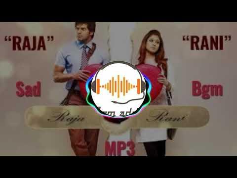 Raja Rani Telugu Keerthana Accident Bgm || RINGTONES || BGMADDA