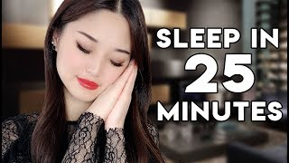 [ASMR] Sleep in 25 Minutes ~ Intense Ear Relaxation with Method