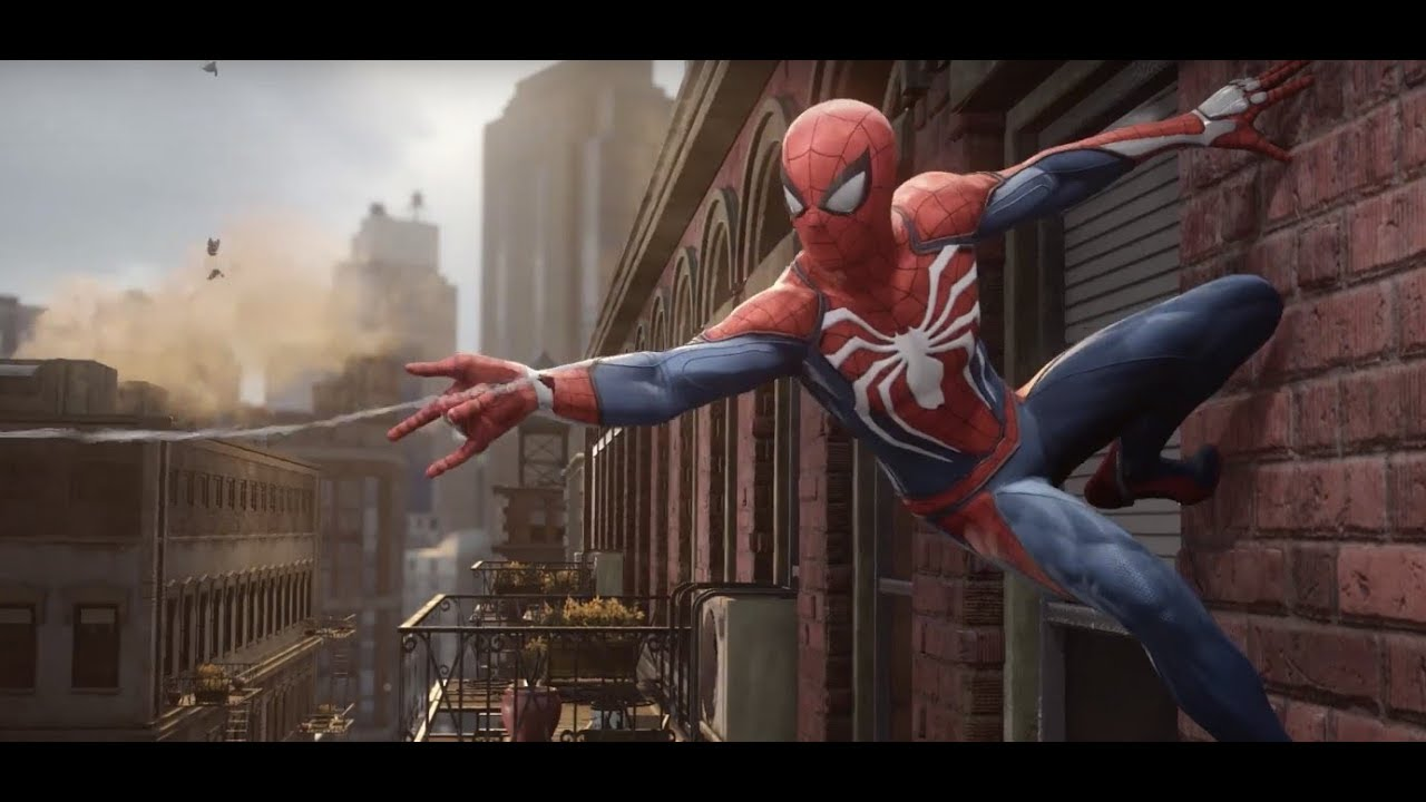 Marvel's Spider-Man (PS4) 2017 E3 Game Download