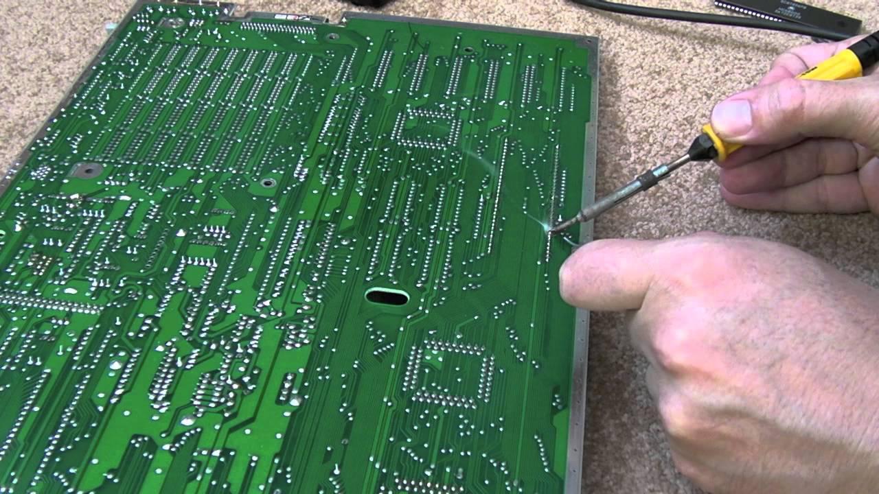Atari ST 16Mhz CPU Mod Part 1