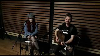 Aaron Schembri and Rosie Conforto - Blue Eyes Crying In The Rain Cover