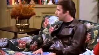 Mork Meets The Fonz