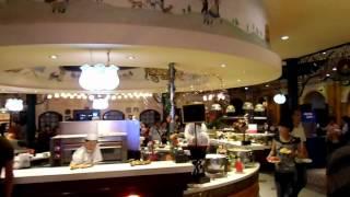 Харбин-ресторан Золотой Ганс(шведский стол -53ю)