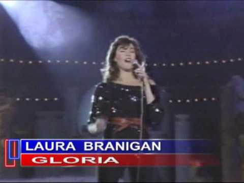 "LAURA BRANIGAN  ""GLORIA"""