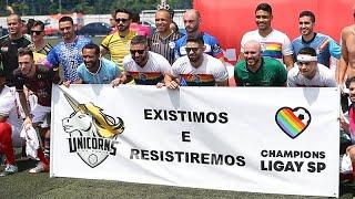 الاستثمار في كرة القدم لمواجهة العنف ضدّ المثليين في الملاعب البرازيلية …