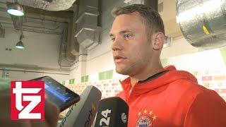 """FC Bayern gewinnt DFB-Pokalfinale gegen den BVB: """"Wir haben uns das verdient!"""""""