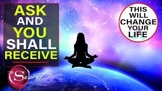 Speak To The Universe | Ask And You Shall Receive [Extremely...