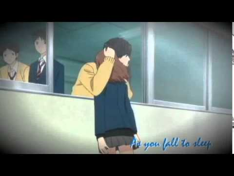 MV Ao Haru Ride (May I by Trading Yesterday)
