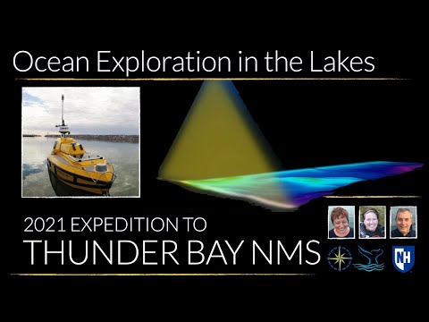 Ocean Exploration in the Lakes — 2021 Expedition Update
