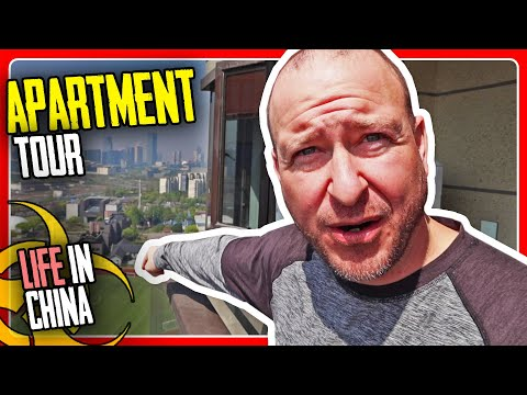 Tour Of My High Rise Apartment In China   CHINA VLOG