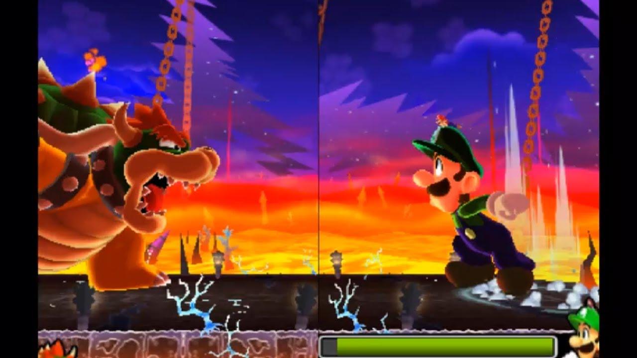 Mario Luigi Dream Team Videos For 3ds Gamefaqs