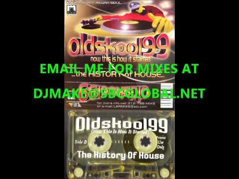 OLD SCHOOL Chicago House Mix WBMX HOT MIX 5 WGCI