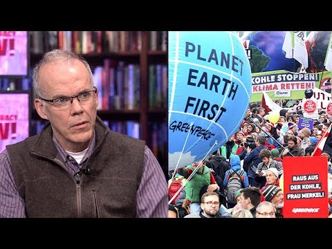 Bill McKibben on Future of the Paris Climate Accord & U.S. Role at COP 23 Climate Talks in Germany