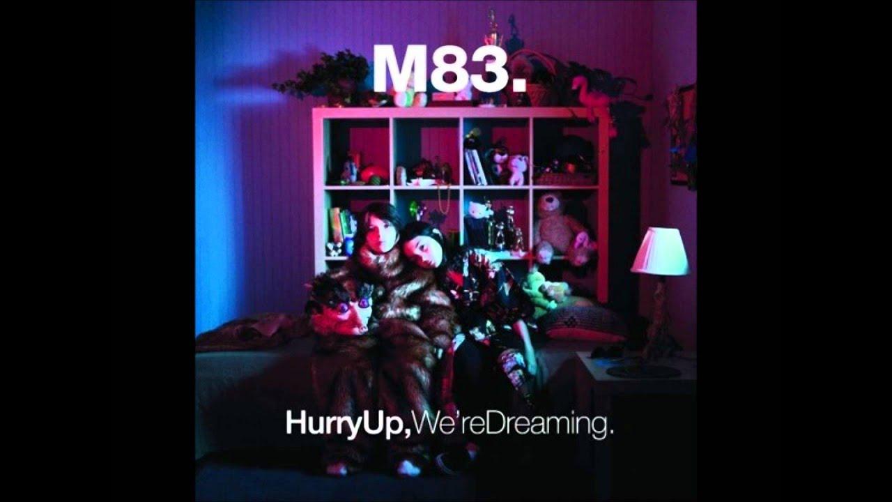 m83 – this bright flash