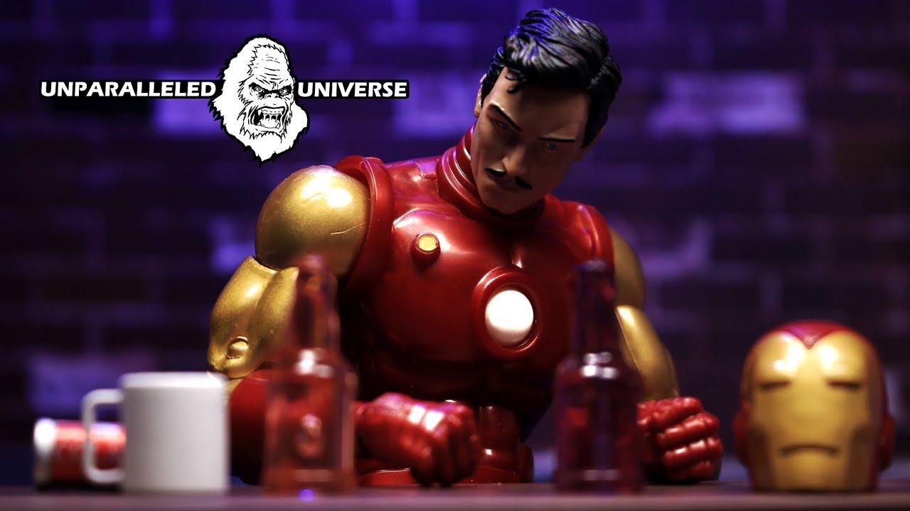 Marvel Legends Iron Man 80th Anniversaire