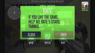 Counter Terrorism Shoot Android Gameplay