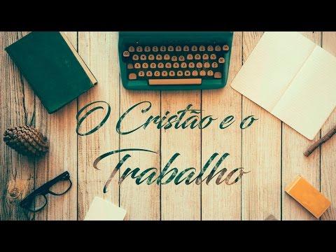 Culto Cristo Vivo - 17/07/2016 (Pr. Luis Felipe/O Cristão e o trabalho)