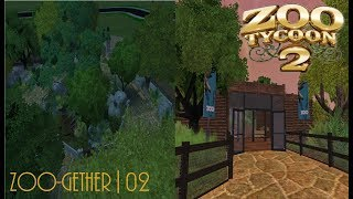 Zoo Tycoon 2 | Zoo-Gether [02] Otters and Peafowls | Read Description