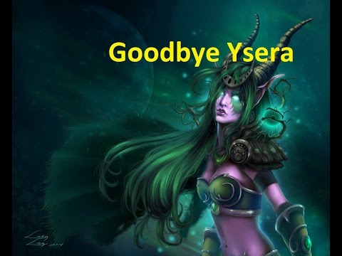 Ysera Death Full Quest line (Val'sharah zone WoW Legion) + c