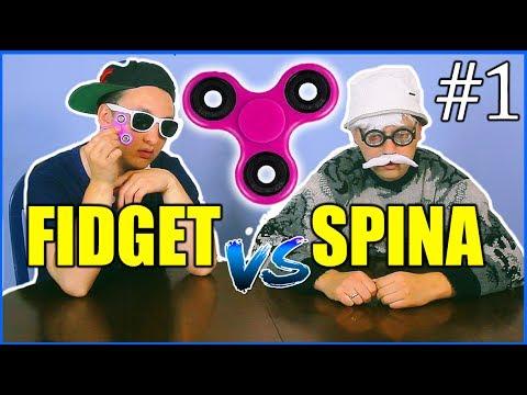 FIDGET vs SPINA - CyberSzum#1
