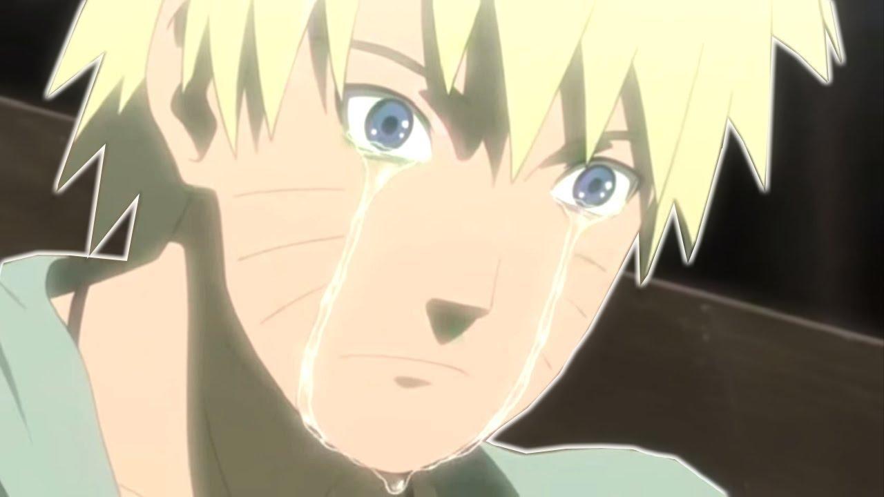 Naruto Crying After Jiraiya's Death [60FPS] Naruto Shippuden English Subbed