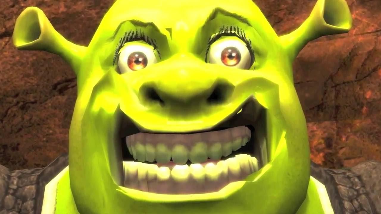Shrek Dank Meme