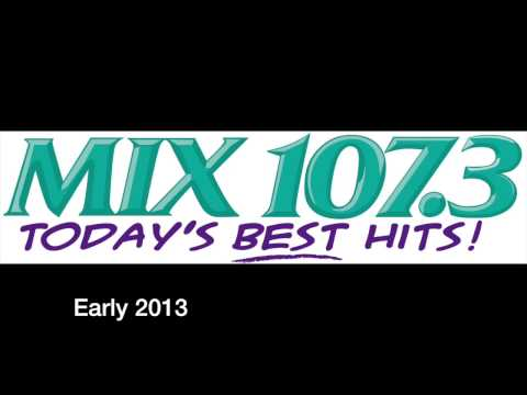 All The Hits 107.3 (WRQX Washington) Station IDs