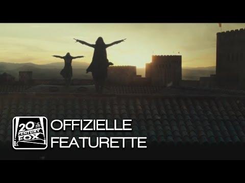 Download Assassin's Creed   Building The World   E3 Deutsch HD German [Michael Fassbender]