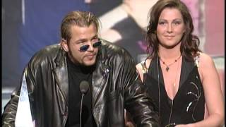 Ace of Base Win Pop/Rock New Artist - AMA 1995