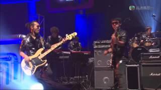 MOJO - Andai Ku Bercinta Lagi Live at HKAMF 2013