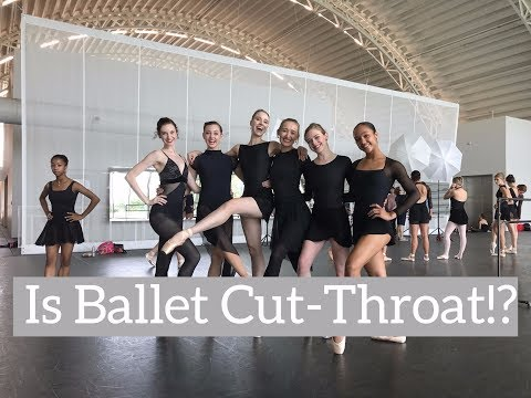 Is Ballet Cut Throat!? - TwinTalksBallet