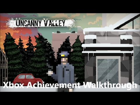 Uncanny Valley (Xbox One) Achievement Walkthrough - YouTube
