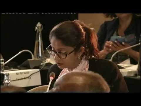 SADC PF Debate Part 1: SC Report on Human and Social Development, and Special Programmes