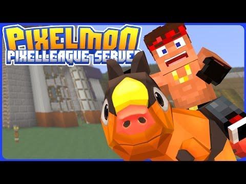 FeraligatENORMOUS | Pixel-League Pixelmon | Pixelmon 3.0