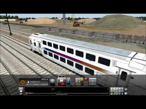 Train Simulator 2016 HD: Departing to North Elizabeth |