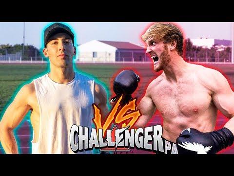 ME ENFRENTO A LOGAN PAUL POR $100.000 *Challenger Games*
