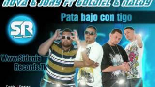 Goldiel & Naldy Ft. Nova & Jory  Pa Ta Bajo Contigo (Puro Material)