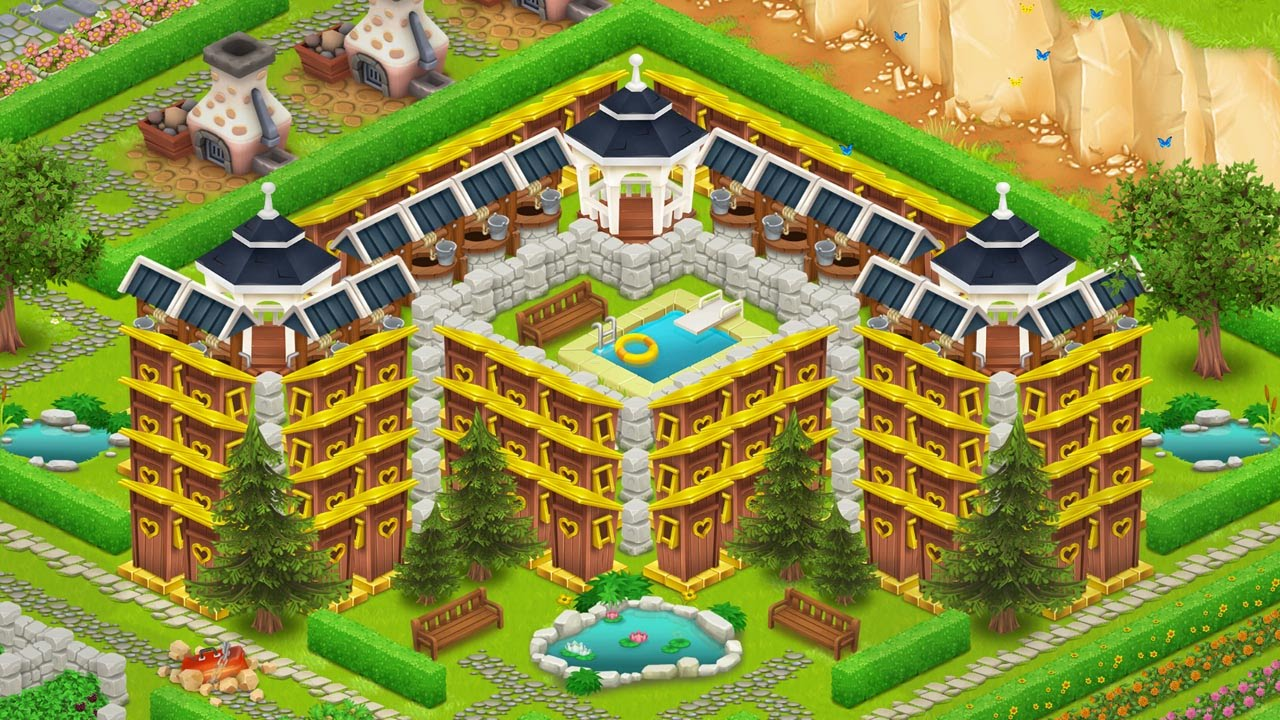 hay day ressources