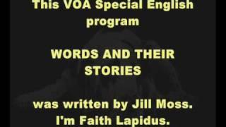 VOA Espeial English