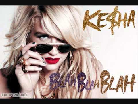 Blah Blah Blah Instrumental with Back Vocals  Ke$ha + Download