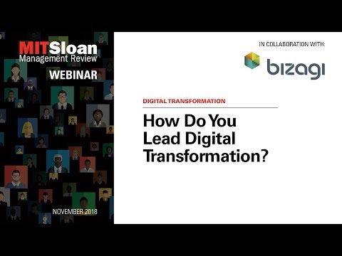 How Do You Lead Digital Transformation?