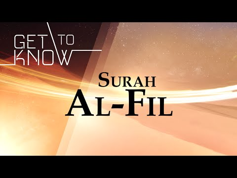 GET TO KNOW: Ep. 21 - Surah Al-Fil - Nouman Ali Khan - Quran Weekly